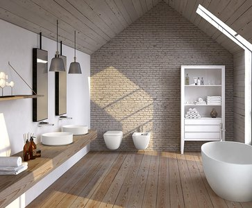 Bathtub, Shower or Both? Go with the Flow of your Life and Home