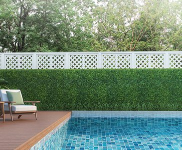 6+1 Decoration Ideas to create the perfect pool area for the summer